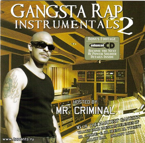 gangsta rap crime